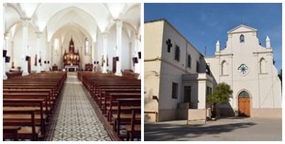 Parroquia Ntra. Sra. de Luján de Pigüé, Misas Navideñas y de Año Nuevo