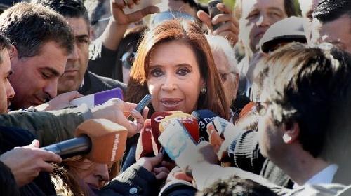 "Cristina Fernandez Kirchner calificó de ""burra e ignorante"" a Margarita Stolbizer y la denunció por calumnias e injurias"