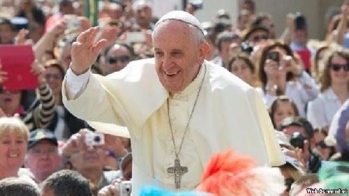 El Papa Francisco continúa su gira por Cuba