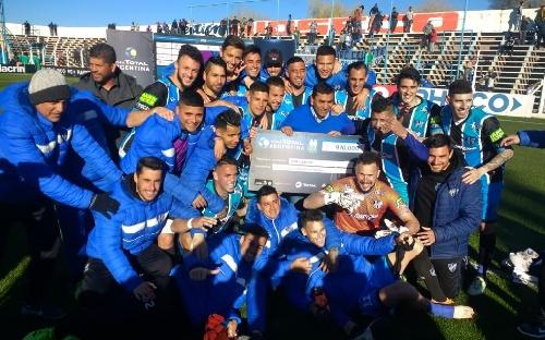 Copa Argentina - Almagro derrotó a Cipolletti y se mete en octavos de final.