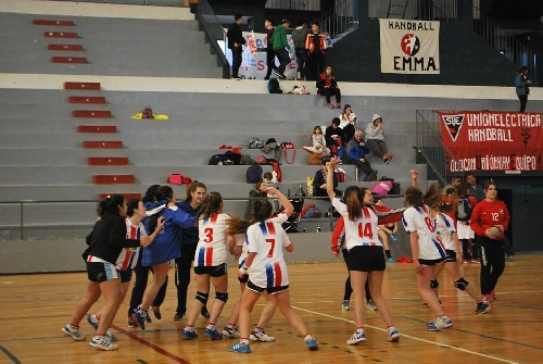 Torneo Nacional Handball Femenino - Cef 83 finalista en San Juan