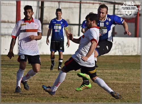 Liga Del Sur - En el comienzo del Clausura, Liniers con Facundo Lagrimal empató ante Huracán de White.