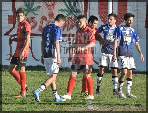 Liga del Sur - Con un gol de Eric Verón, Huracán derrotó a Liniers en su reducto.