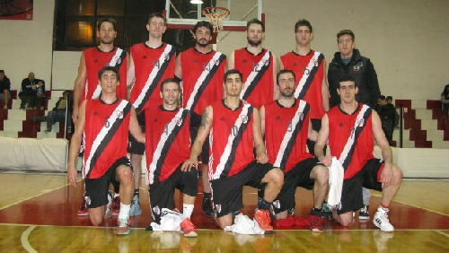 Basquet Federal - Nueva derrota de River en Plaza Huincul - David Fric sin anotar.