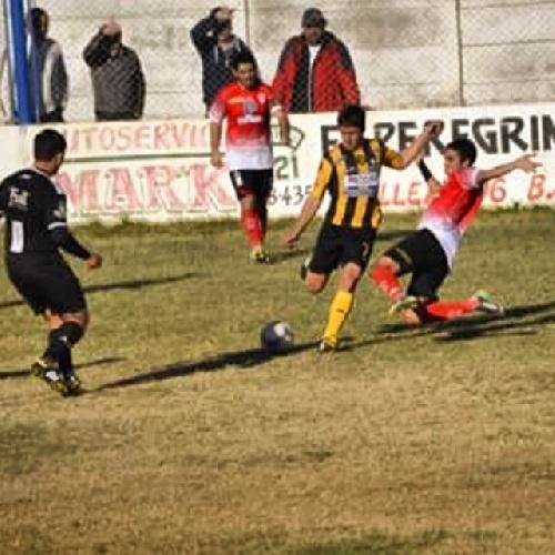 Liga Del Sur - Olimpo con Brian Pazos entre los titulares cayó ante San Sinena en la tarde de hoy.