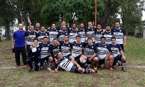Rugby - Club Sarmiento derrotó como visitante a Punta Alta RC.