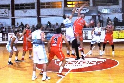 Basquet Federal - Ferro de Concordia sumó una nueva derrota - 7 puntos de David Fric.