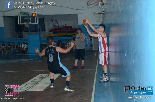 Torneo Regional Formativo Basquet - Solo el U14 de Pigüé Basquet obtuvo una victoria ante Alem de Pringles.