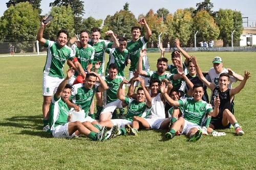 LRF - Reserva - Unión de Tornquist y Huanguelen finalistas del Clausura y Apertura respectivamente.