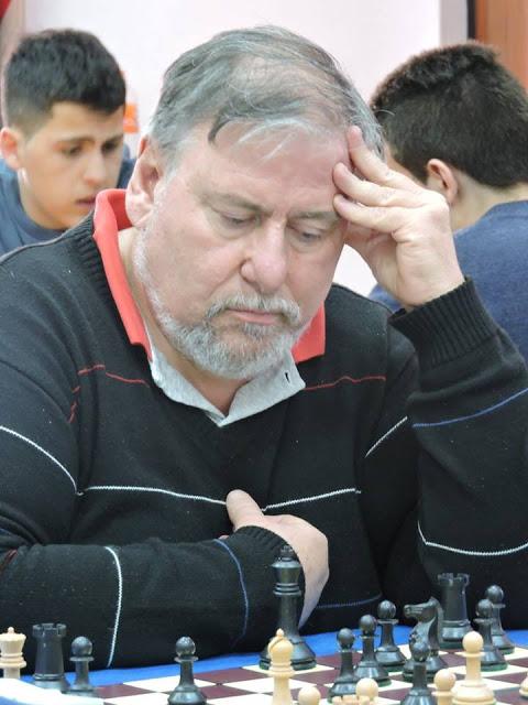Club de Ajedrez Pigüé: Pablo Etchepareborda se consagró Campeón