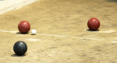 Bochas - Resultados de la sexta fecha del torneo de tercetos de la Asociación.