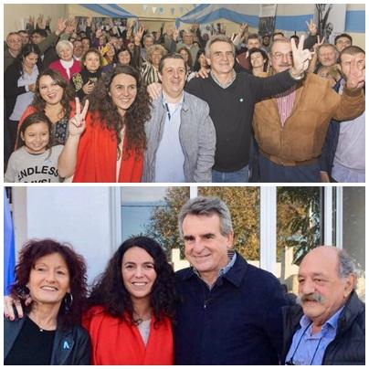 MERQUEL  LLAMÓ A LA  LA UNION PERONISTA PARA RECONSTRUIR EL ESTADO