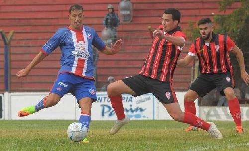 Liga del Sur - Huracán con Eric Verón cayó ante Rosario Puerto Belgrano.