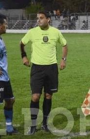LRF - El árbitro Lucas Jara de Olavarría informó sobre incidentes en el clásico de Tornquist.