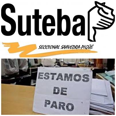 """SUTEBA afirma que no es legal ésta supuesta """"Conciliación Obligatoria"""" pretendida por el gobierno bonaerense"""