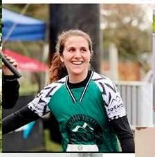 Atletismo - Solange Tourret ganadora en los 12 k de Pillahuincó.