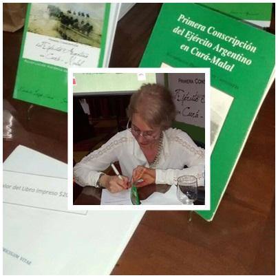"""Presentaron en el HCD la reedición del libro """"Primera Conscripciön Argentina"""""""