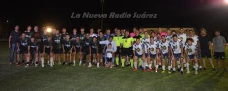Como estaba previsto se disputó el partido de las Estrellas en Coronel Suárez.