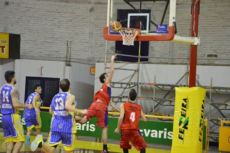 Liga Bahiense de Basquet - Bahiense del Norte con Esteban Silva no pudo con Pueyrredon.