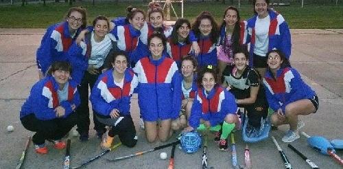 Hockey Femenino - Finalizó 11° el Cef 83 en el Provincial Sub 18 de Junín. El Coronel Suárez HRC finalizó 13°