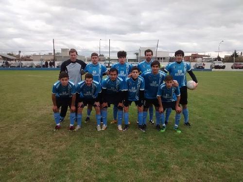 Liga Cultural Tres Lomas - Caída de El Ceibo con Sergio Lavernhe en el arco ante Argentino de 30 de Agosto