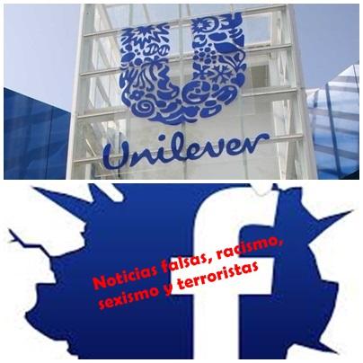 """Unilever amenazó con quitar publicidad de Facebook por la difusión de """"contenido  falso, terrorista y  racista"""""""