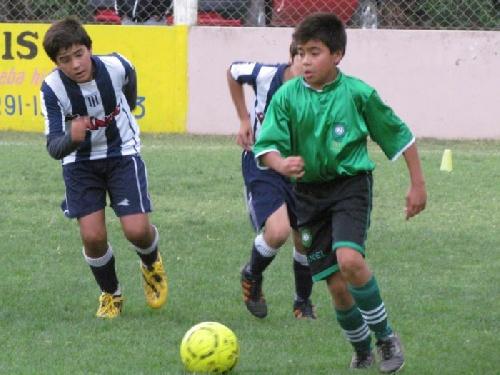 LRF - Proyecto del Club Atlético Peñarol para Inferiores.