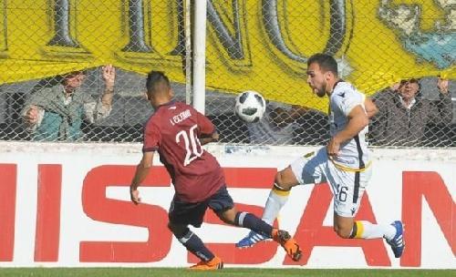 AFA - 1ra División - Olimpo se despidió de la SuperLiga empatando como local ante Talleres de Córdoba.