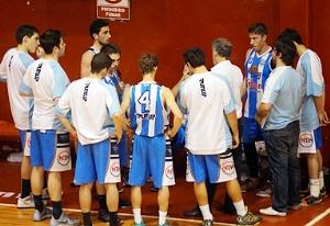 Liga Argentina - Racing de Chivilcoy con De Pietro se preparan para su partido en Olavarría.