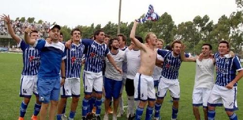 LRF - San Martín de Santa Trinidad venció a Rácing y se queda con la primer final.