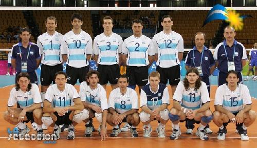 Voleibol . Copa Del Mundo. Argentina pierde su invicto.