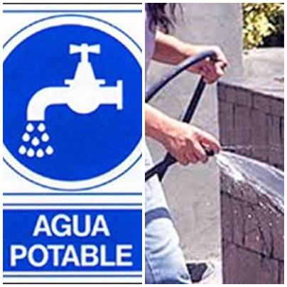 Comunicado municipal: Urgente restringir el consumo de agua potable en Pigüé