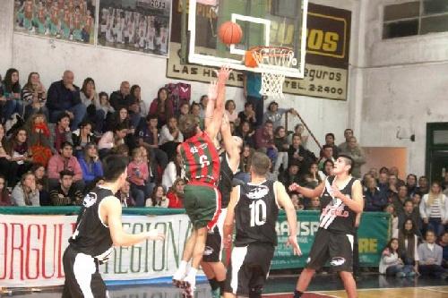 Basquet Provincial - Deportivo Sarmiento y Blanco y Negro participan del Torneo Provincial.