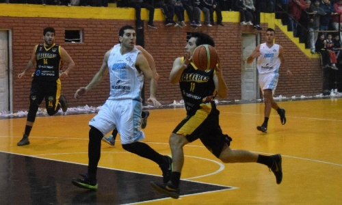 Basquet Federal - Con presencia de Byscaychipi, Norte ganó su primer juego de semifinales.