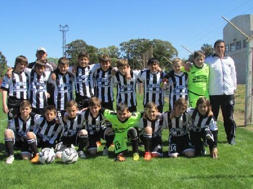 LRF - Inferiores - Puan F Club clasificó en 7ma y Automoto en 6ta tras jugarse partidos pendientes.