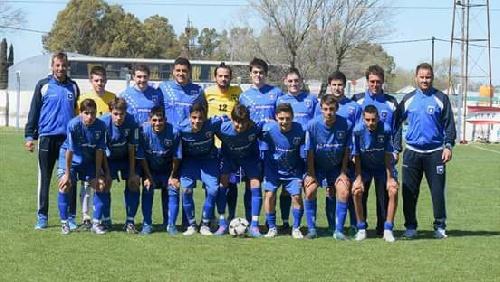 LRF - Reserva - Rácing de Carhué derrotó a Deportivo Sarmiento y es el campeón 2017.