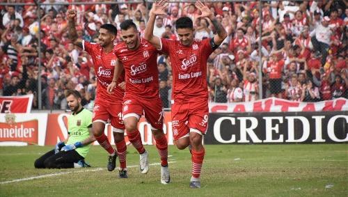 Nacional B - San Martín de Tucumán venció a Agropecuario y es finalista del reducido.