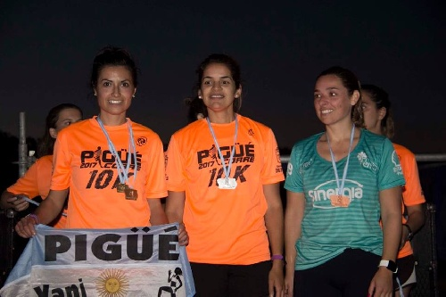 Atletismo - Yani Clair se adjudicó la prueba de 10 k en nuestra ciudad.
