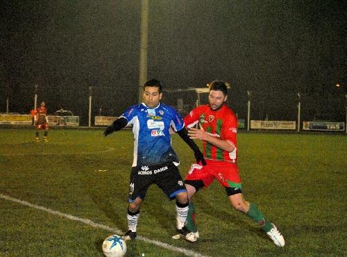 Federal B - Deportivo Sarmiento ganó uno a cero en Olavarría.