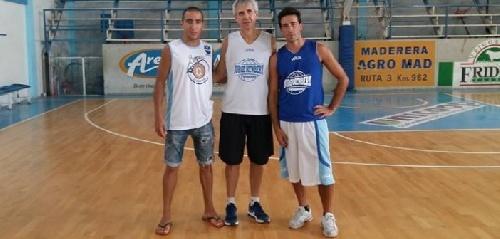 Basquet Valle Inferior - San Martín de Viedma con Alejandro Fiorido en la conducción derrotó a Sportivo Ferrocarril.