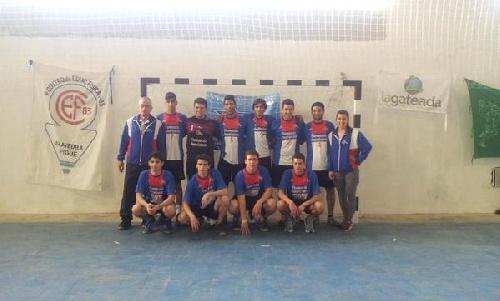 Nacional Handball Rosario Juveniles - Cef 83 y una nueva victoria.