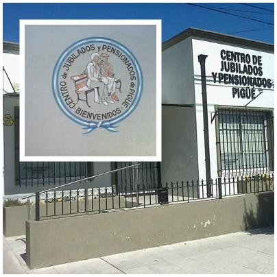 Centro de Jubilados y pensionados Pigúé