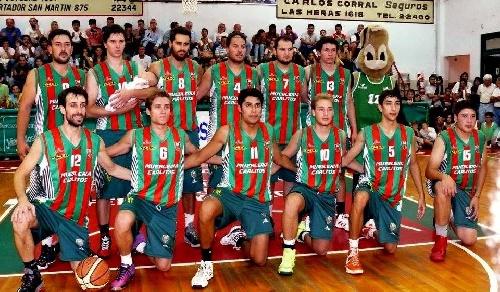 Basquet Tresarroyense - Deportivo Sarmiento vuelve a ser campeón de liga.