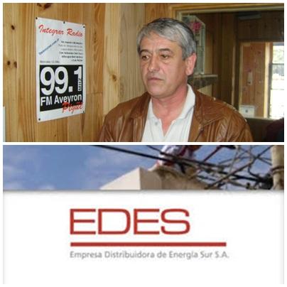 Reclamo por incumplimiento EDES de la medida cautelar no aumento tarifas