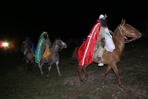 Los Reyes Magos en la Ermita de Saavedra - Cronograma distrital - Miércoles en Pigüé