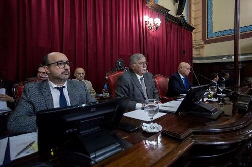 Presidido por Horacio Lopez el Senado bonaerense aprobó importantes leyes