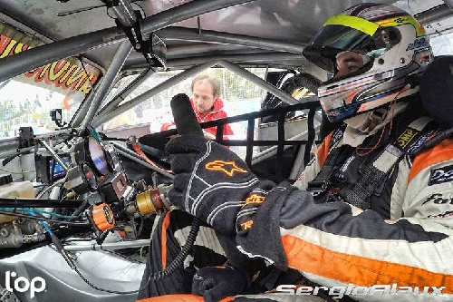 Turismo Carretera - Sergio Alaux se prepara para la competencia de los 1000 km de Bs As.