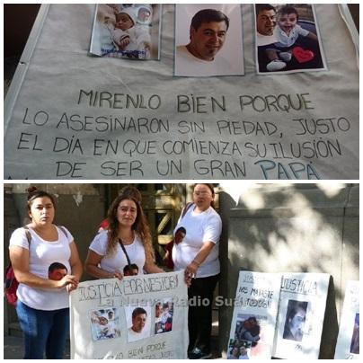 Comenzóel juicio por la muerte del músico suarense Néstor Díaz