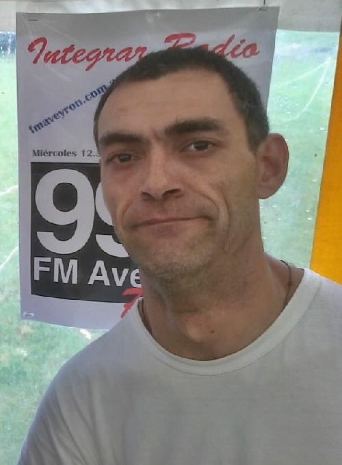 """Sebastián Vaca :  """" Siempre seguiré luchando por nuestros derechos """" ... """" con 618 pesos no se puede vivir ni una semana """""""