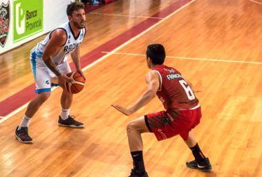 Liga Argentina - Semana de 50 puntos para De Pietro en Racing de Chivilcoy.